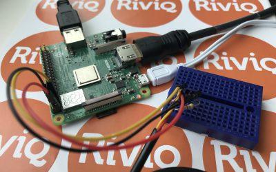 Proefopstelling IoT Streaming data