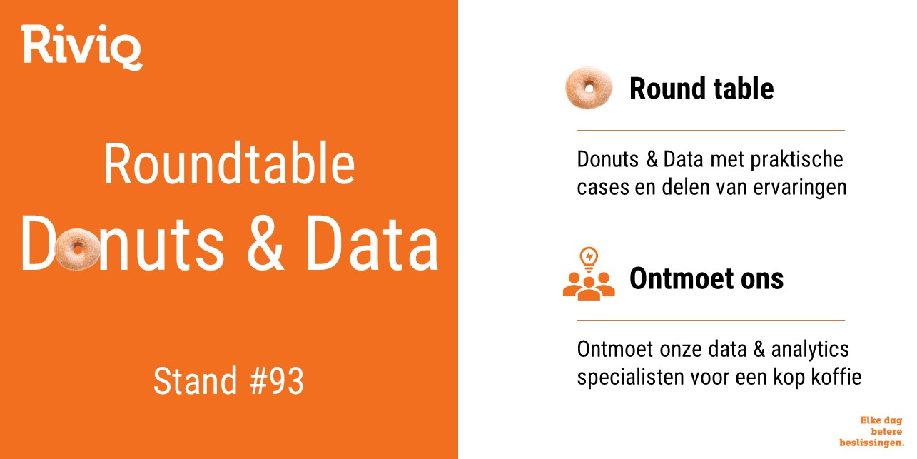 Riviq roundtable Donuts en Data