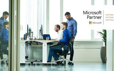 Riviq behaalt 3e Microsoft gold partner status
