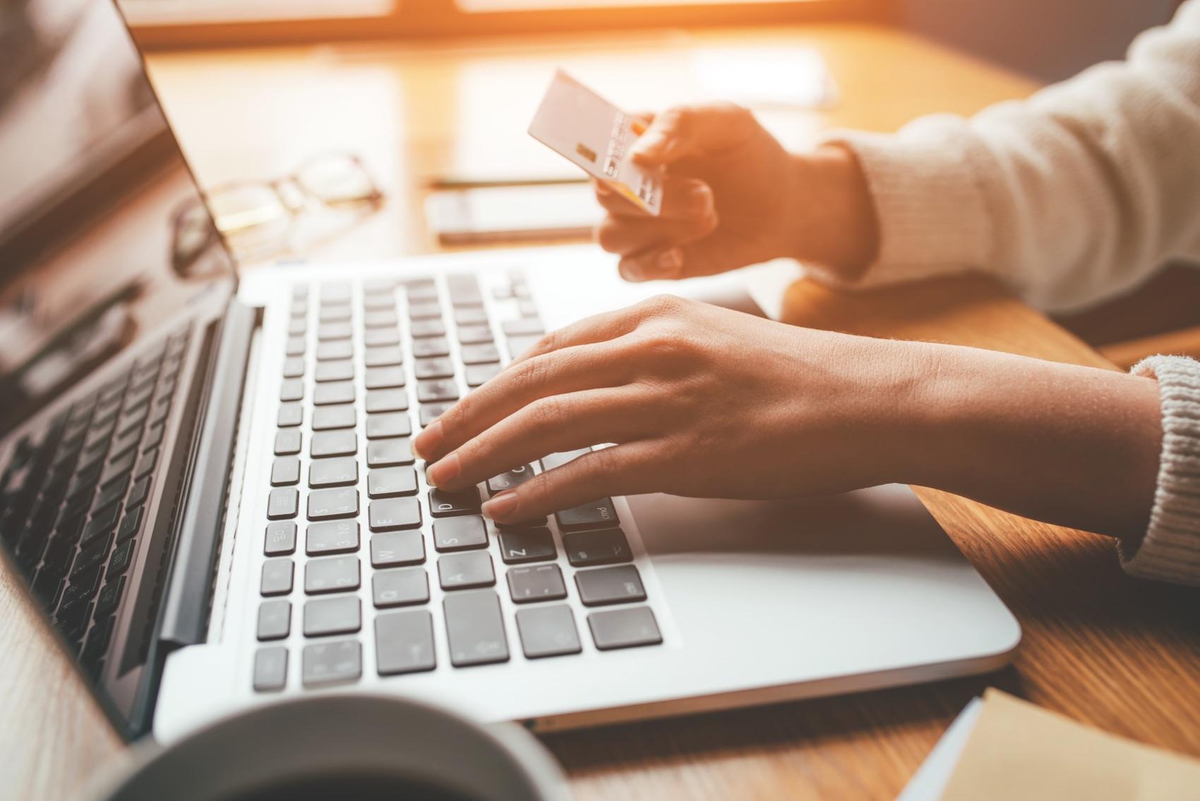 Online-banking-betaling