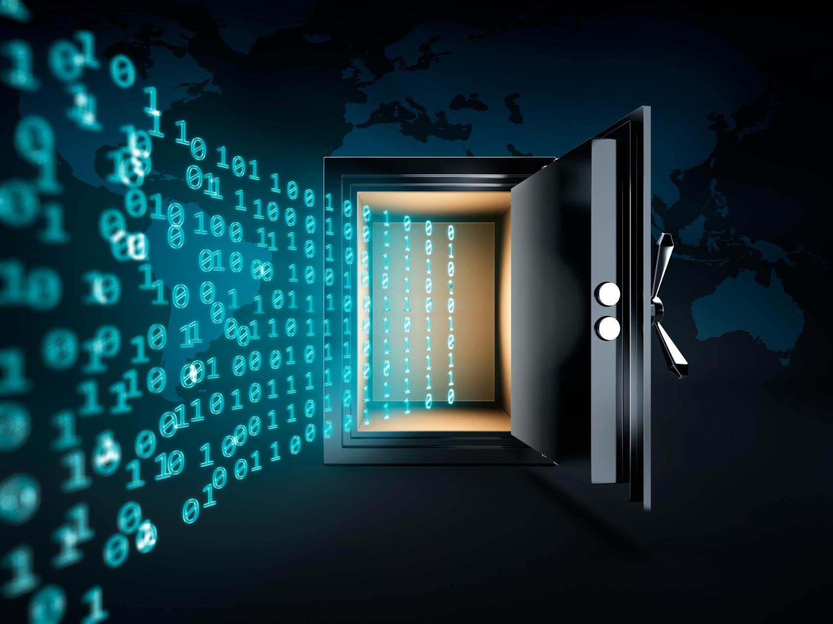 AVG-vault-privacygevoelige-data