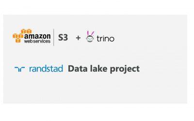 Waarom Randstad haar data lake vernieuwt met Amazon S3 en Trino (en wat het oplevert)
